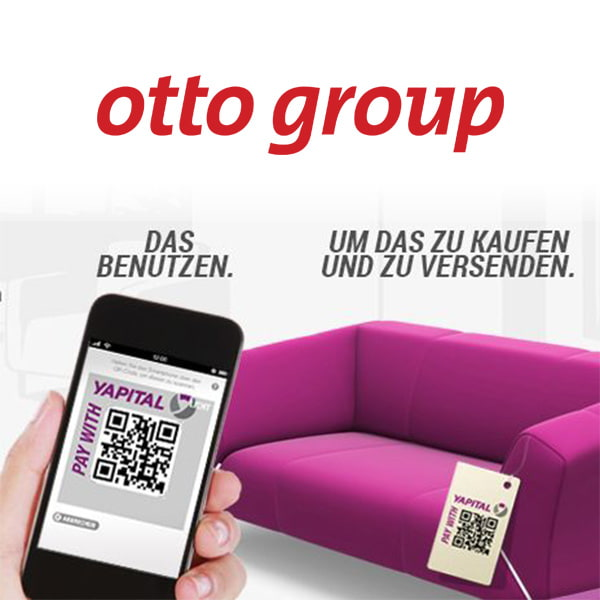 Otto Group Yapital mobile app